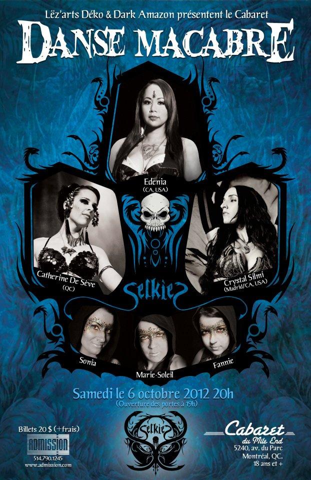 Cabaret Danse Macabre 2012