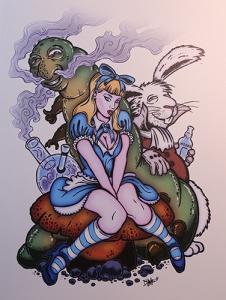 Wonderland Buzz